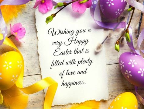 Wishing You A Happy Easter by Wishing You A Happy Easter Pictures Photos And