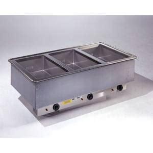 drop in steam table atlas metal industries wih 5 dm 5 well drop in electric