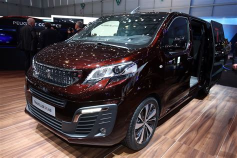 peugeot traveller business peugeot traveller and i lab concept want to convey you in