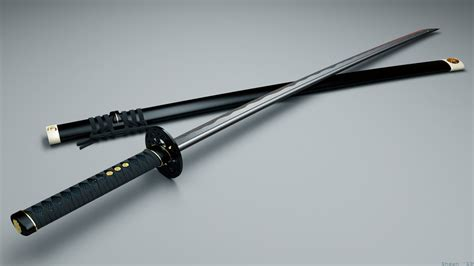 Oficial Pedang Samurai Katana katana by stoniestarc on deviantart