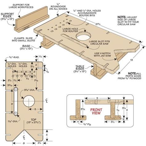 woodworking jig plans free 470 best images about workshop jig plans on