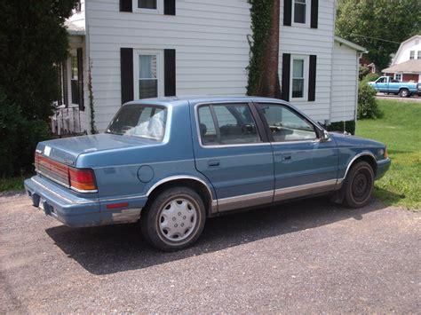 1992 Chrysler Lebaron grandamdan 1992 chrysler lebaron specs photos