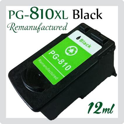 Canon Pg 810 Xl Black canon pg 811xl black