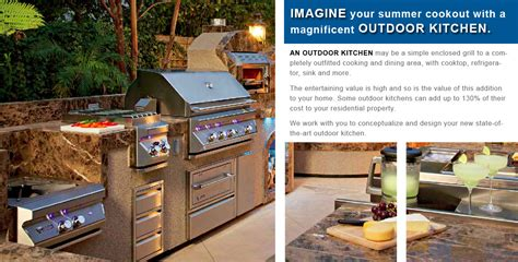 Outdoor Kitchens Pavers And Pergolas Outdoor Kitchen Design Template