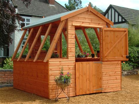 tod  potting shed plans uk