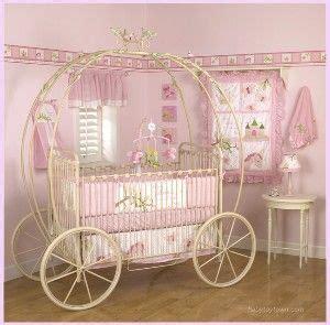 Girl Baby Bedding Crib Cinderella Themed Carriage Baby Cinderella Crib Set