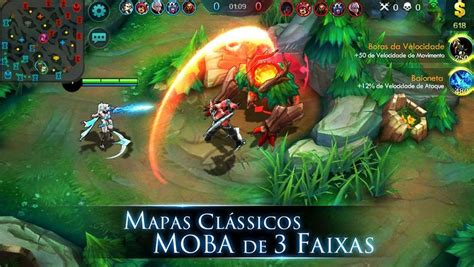 Mobile Legend Mobile Legends 233 O Verdadeiro League Of Legends Para