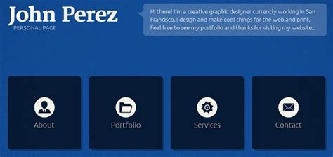 draggable card website template 50 business card site templates
