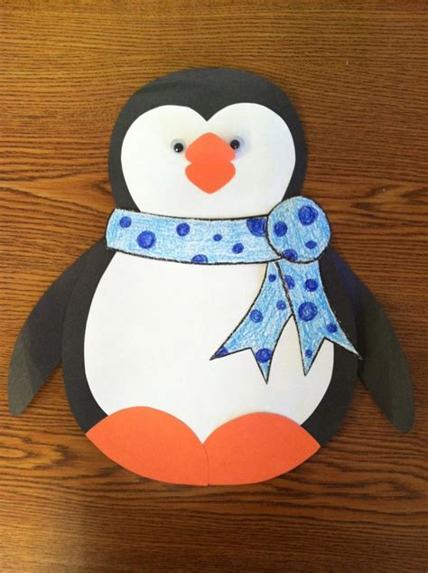 penguin craft projects 17 best images about penguin crafts on winter