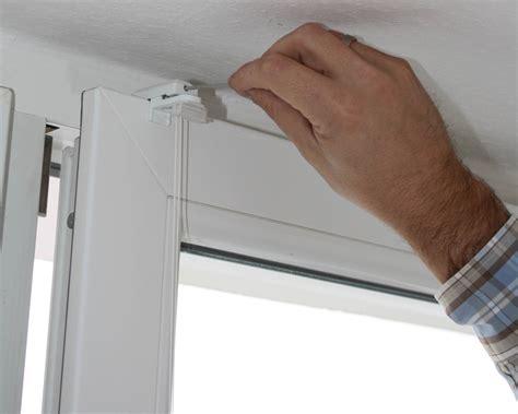 plissee montage klemmtr 228 ger bzw klemmhalter f 252 r kunstofffenster um nicht