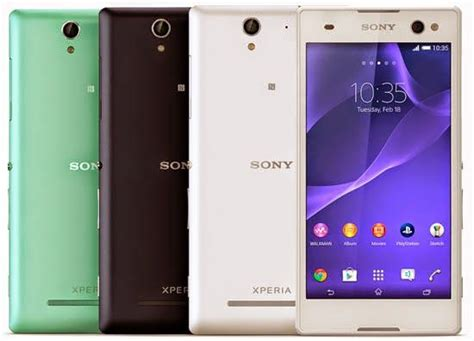 Hp Sony Xperia C3 Anti Air harga sony xperia c3 dual d2502