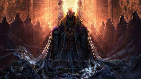 black king wallpaper demon king art id 45875 art abyss