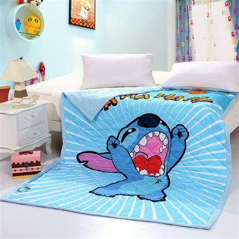 lilo and stitch bedding stitch blue disney quilts disney quilts pinterest
