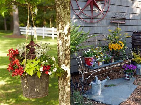 Rustic Flower Garden Rustic Flower Gardens 17 Landscaping Ideas Houz Buzz
