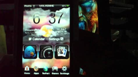 themes htc hd2 htc hd2 theme w animated weather plug ins ipod touch