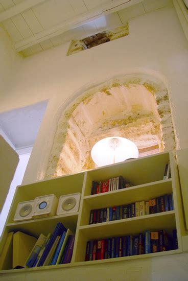 lade con ventilatore the house in the castle kimolos cyclades