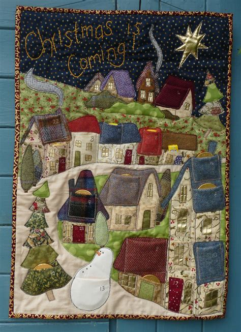 Patchwork Advent Calendar Pattern - patchwork advent calendar pattern 28 images scandi