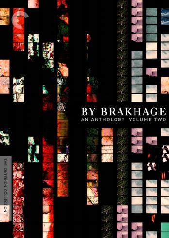 by brakhage an anthology volume two the criterion collection