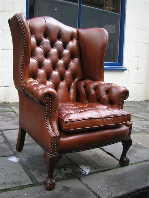 Leather Wing Chairs Design Ideas Furniture Leather Chairs Of Bath Leather Wing Chair Chelsea Design Quarter With Leather
