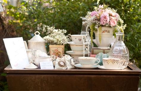 Tea Bridal Shower Ideas by Photo Captured By Meghan Christine Photography Via Engaged