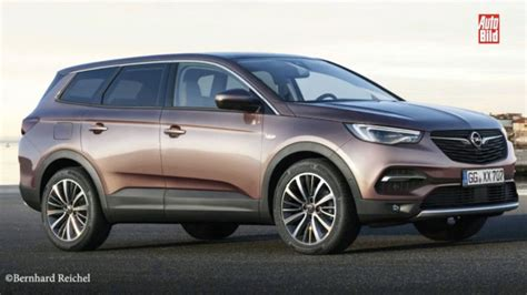 2019 Opel Suv by 2019 Opel Vauxhall Suv 7 Places