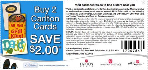 carlton cards canada deals