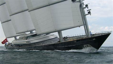 tom perkins the greatest sailboat ever maltese falcon - Tom Perkins Boat