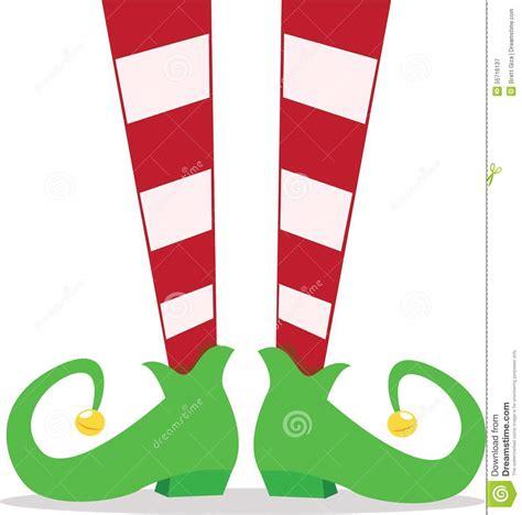 printable elf legs royalty free stock photography elf legs image 55716137
