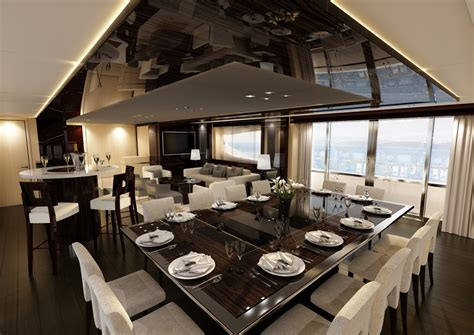 yacht interior design luxury yacht interior design