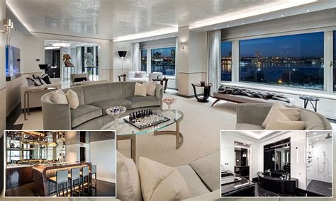 San Remo Floor Plans Saudi Prince Lists Three Floor Luxury New York Apartment