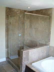 Shower Stalls With Glass Doors Trends Frameless Shower Doors