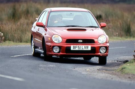 sporty subaru impreza sporty subarus from 163 3500 used car buying guide autocar