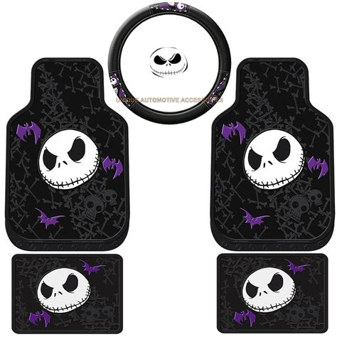 Nightmare Before Floor Mats by Image