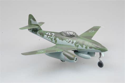 A1toys Easy Model Me 262 A 1a White 8 Pesawat Tempur Da easy model 1 72 messerschmitt me262a 1a quot white 3 quot adolf galland kg44 deutsche luftwaffe