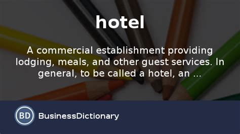 definition of room in hotel what is a hotel definition and meaning businessdictionary