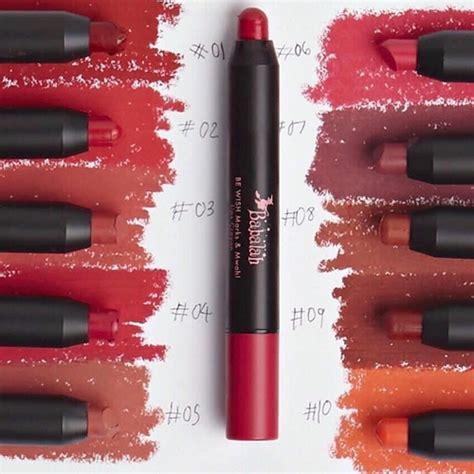 Serena Premium Bkk Import Bangkok White Color babalah lip crayon be wish mwah supplier baju