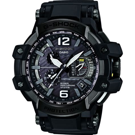 G Shock Gpg 1000 Black casio gpw 1000 1ber mens watches2u