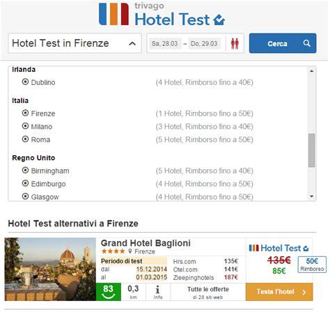 trivago hotel test hotel test prenota e risparmia sul soggiorno in hotel