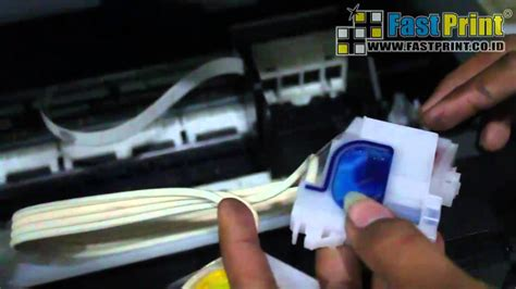Cartridge Printer Epson L210 tutorial cara sedot cartridge dan membersihkan printer epson l210