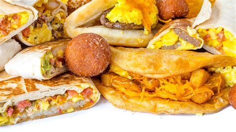 Alarm Taco Bell taco bell s breakfast menu ranked eater