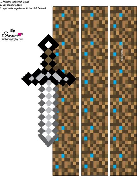 printable minecraft photo booth props 10 best images about minecraft on pinterest invitations