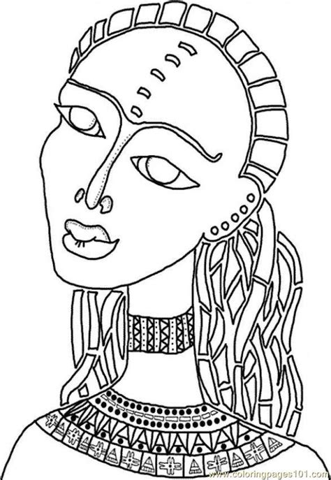 african american child coloring pages online coloring