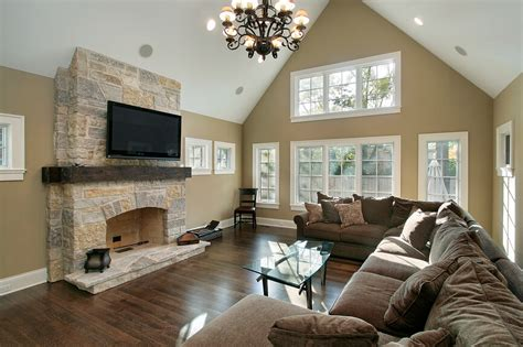living rooms for entertaining 25 gorgeous living rooms featuring comforting earth tones pictures