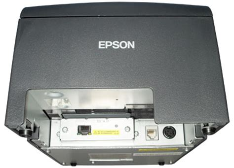 Printer Epson Tmu 220b Auto Cutter jual printer kasir tmu 220b usb new cutter epson pos tm