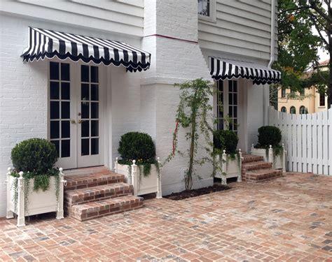 front porch awnings for home awnings upholstery baldridge landscape baldridge