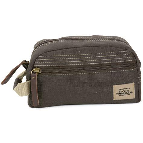 Timberland Travel Bag 1 timberland travel kit toiletry bag overnight handle canvas dopp kit