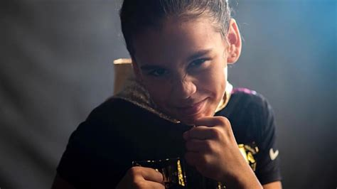 Jesselyn Top i could beat any boy 11 aims to box in the olympics ctv news