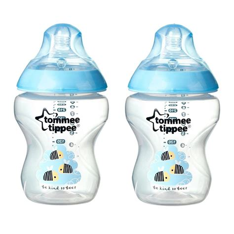 Tommee Tippee Closer To Nature Teats 2 Pack Medium Flow 3m alami baby feeding bottles teats tommee tippee closer