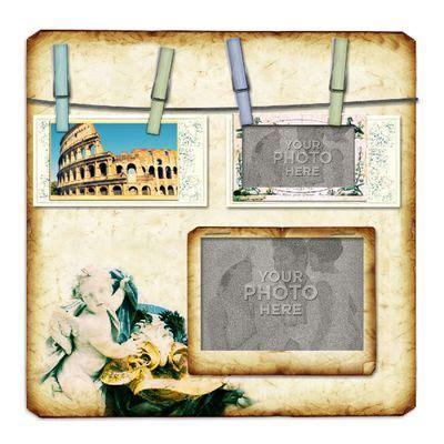 scrapbook romântico tutorial digital scrapbooking kits roma template 2 aniaw