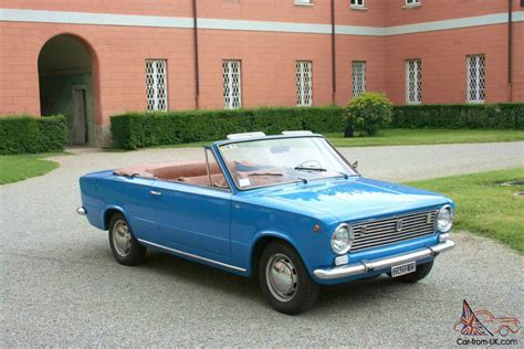 lada anni 60 fiat 124 touring superleggera cabriolet no lada shiguli